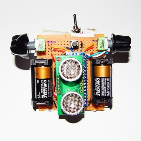 Image of Haptic Proximity Module