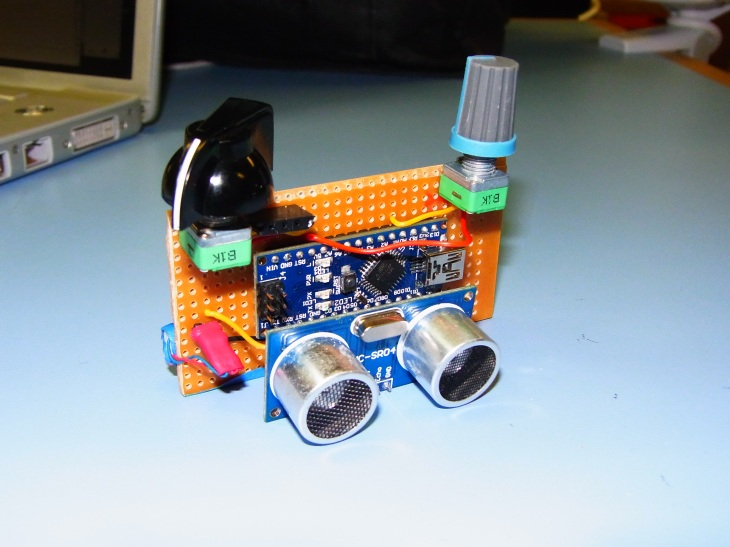 Strip board Module 01