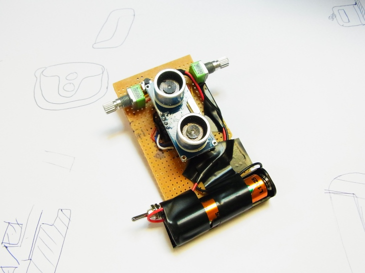 Strip board Module 02