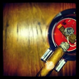Cigar Ash
